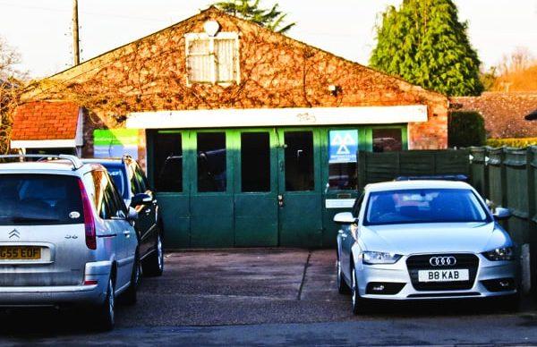Independent MOT Garage