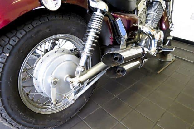 Motorcycle Testing – Around the machine