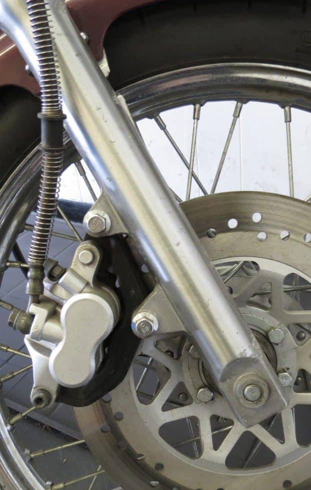 Motorcycle Testing – Wheels