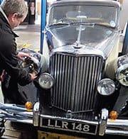 classic car mot