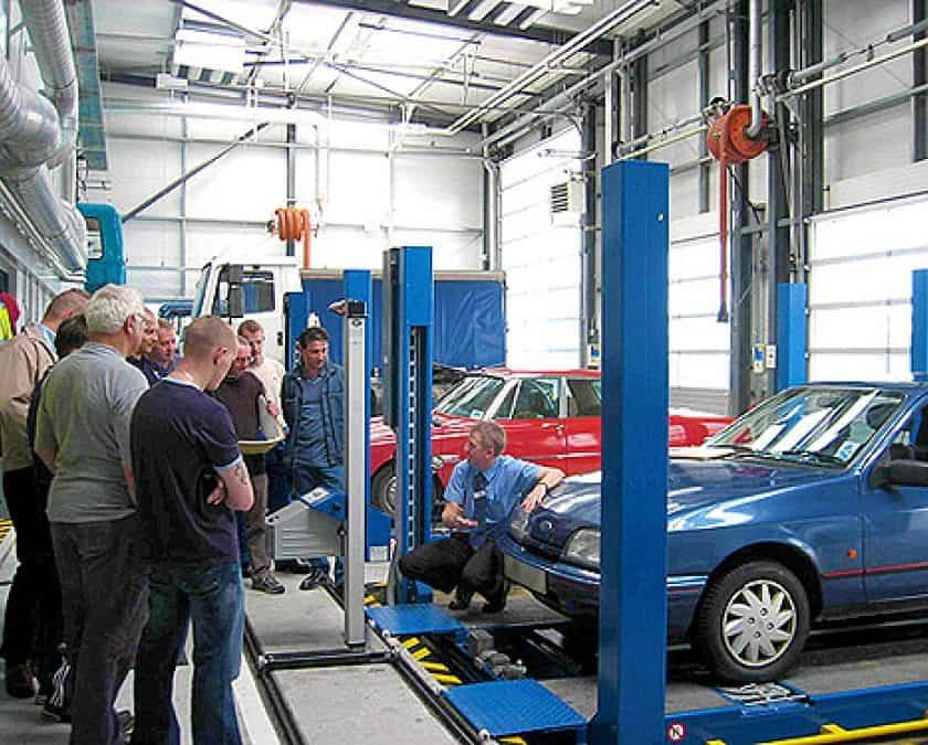 MOT Training | MOT Scheme Training