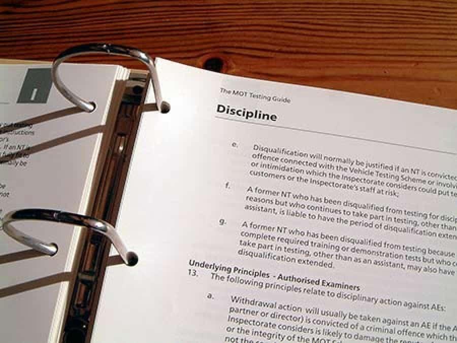 mot shield case histories dvsa discipline mot testing magazine rh motester co uk Custom Motorcycles Motorcycle Safety
