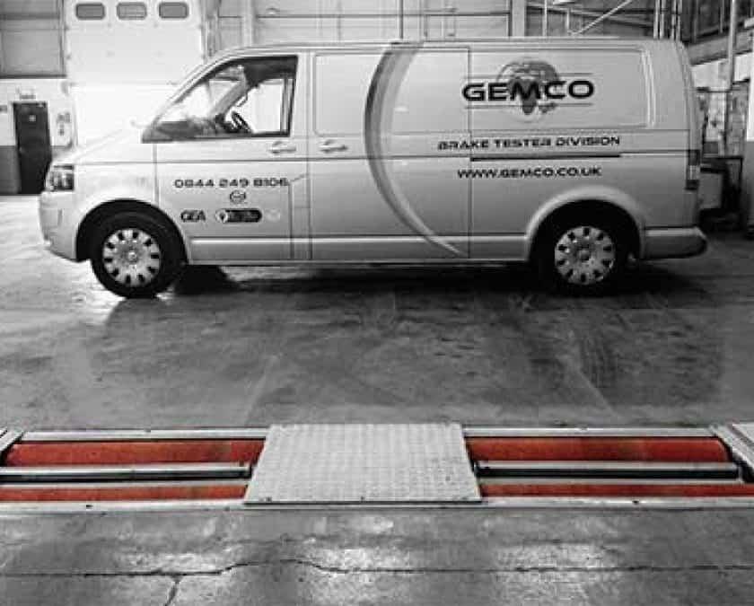 Gemco Brake Testing