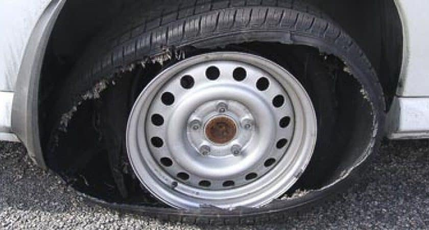 Tyres and Brakes top contributors to accidents
