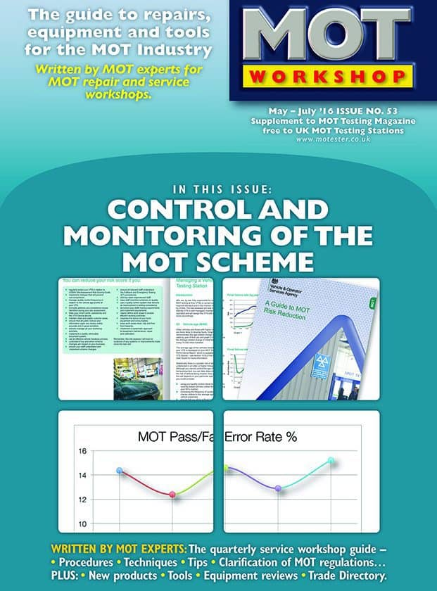 MOT Workshop 53 Control and Monitoring of the MOT Scheme