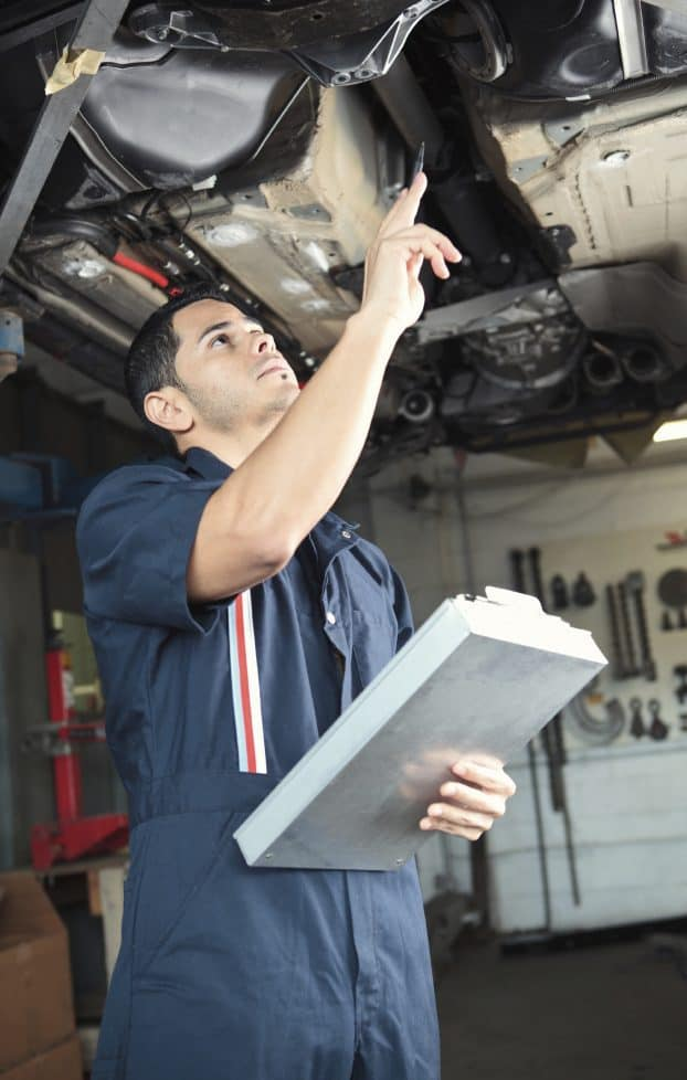 MOT Training Courses