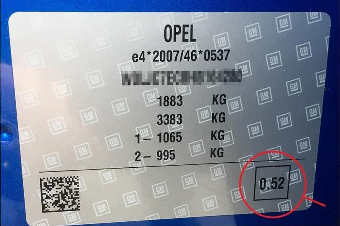 Diesel Test Limit changes