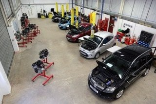 MOT Workshop MOT Scheme Training