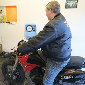Motorcycles have the lowest MOT Failure rate