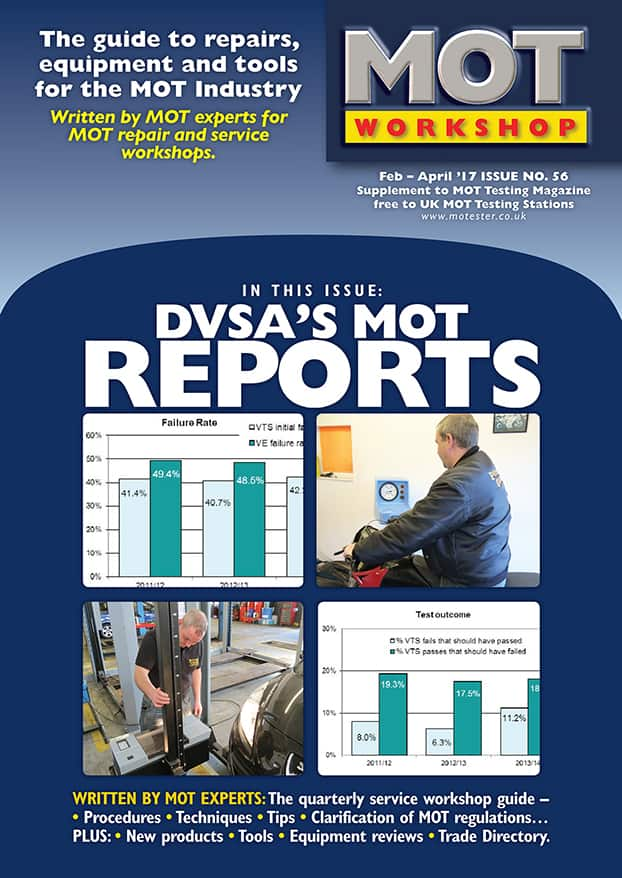 MOT Workshop Magazine 56 February 2017