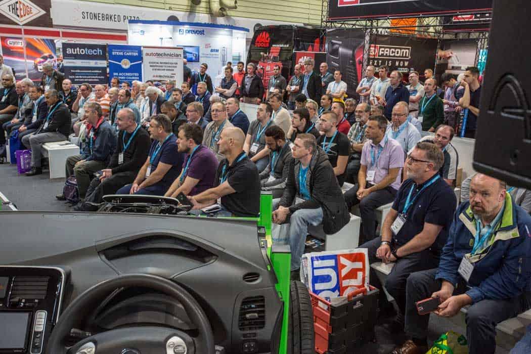 Automechanika Birmingham 2019 Workshop Training