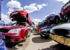 Car Take Back - Car scrappage