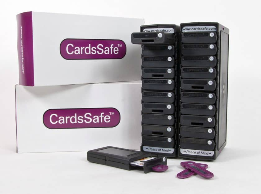 CardsSafe product shot